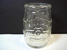 Jim Beam barrel shot glass toothpick holder 200th Anniversary 1 oz - $7.80