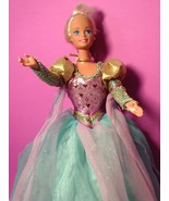 Rapunzel Barbie Doll - $30.00