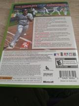 MicroSoft XBox 360 Major League Baseball 2K8 image 3
