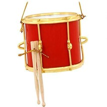 """2"""" Red Marching Drum Ornament - $9.75"""