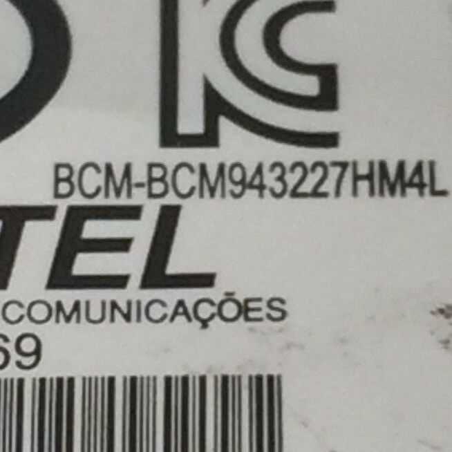 NI.23600.066 Acer Broadcom Wireless WIFI WLAN Card Mini PCI-E T77H268.00 HF image 3