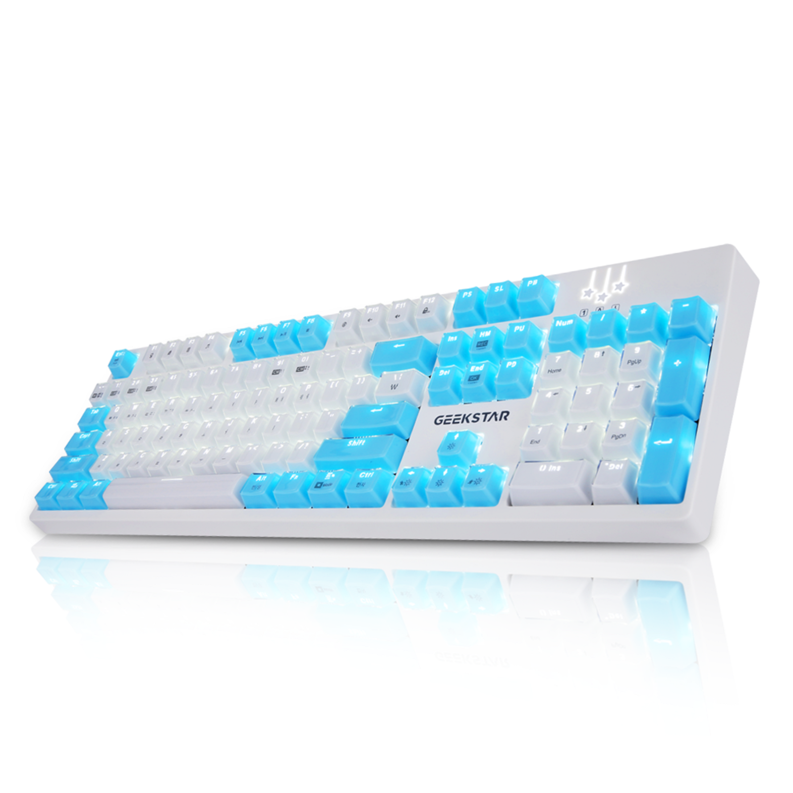 Geekstar gk802 2 keyboard 02