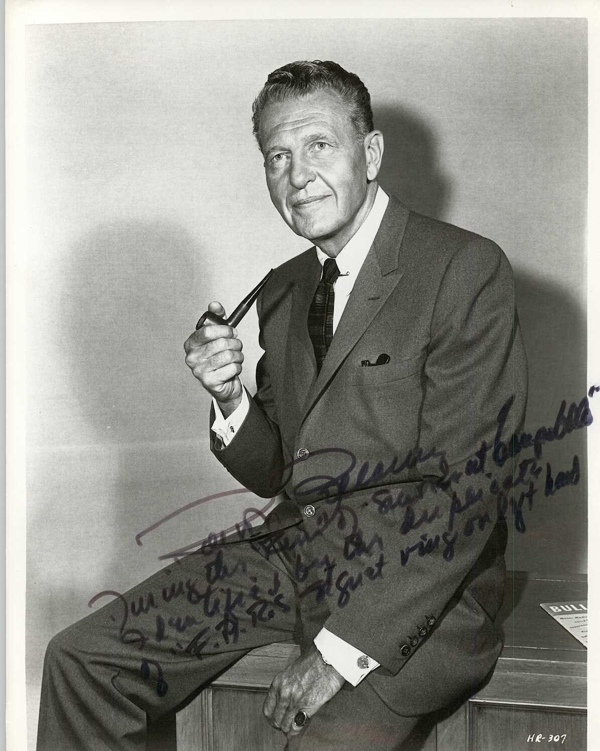 Primary image for Ralph Bellamy (d. 1991) Signed Autographed Glossy 8x10 Photo
