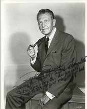 Ralph Bellamy (d. 1991) Signed Autographed Glossy 8x10 Photo - $29.99