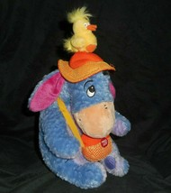"9 "" Disney Magasin Nature Promener Bébé Eeyore Winnie L'Ourson Animal en Peluche - $18.50"