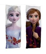 dakimakura body hugging pillow case frozen one sister each side elsa anna - $46.00