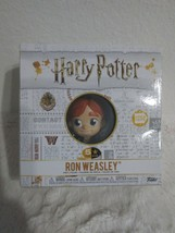 Funko 5 Star Harry Potter - Ron Weasley Action Figure with frog wand and pet rat - $9.49