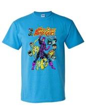 WEST COAST AVENGERS t shirt Marvel Hawkeye Wonderman Mockingbird graphic tee image 1