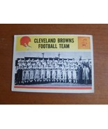 1964 Philadelphia #41 Browns Team Browns-FB  - $14.85