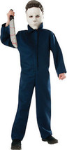 Child Michael Myers Halloween Scary Horror Fear Haunted Cosplay Costume ... - £23.78 GBP