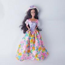 "Hispanic ""SWEET MAGNOLIA"" Barbie Doll Teresa 1996 Walmart Special Edition - $8.91"