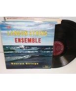 THE LONDON STRING ENSEMBLE Sacred Strings LP Zondervan Victory Recording... - $19.80