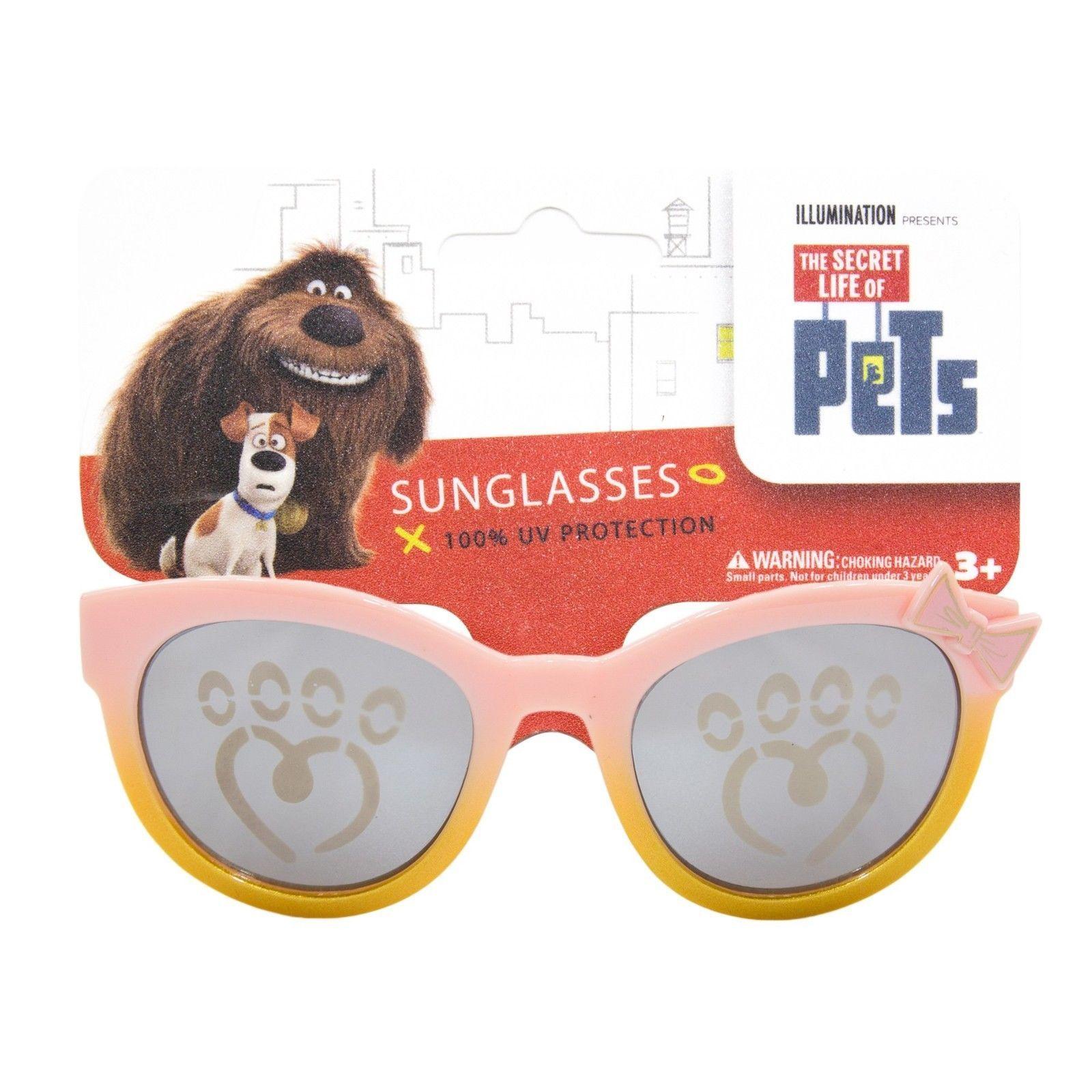 0c48a26e5a2 S l1600. S l1600. Previous. NBC Universal Secret Life of Pets Kids Children  Sunglasses ...