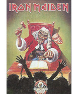Iron Maiden Poster Flag First Ten Years - $19.99