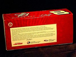 Budweiser Action Racing Dale Earnhardt Jr. #8 1:24 scale stock cars Limited Edit image 7