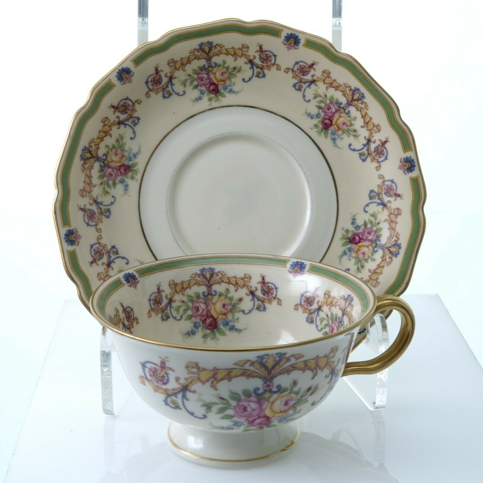 Primary image for Rosenthal WESTBURY Tea Cup and Saucer (Multiple Available)