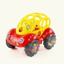 Baby Car Doll Toy Hand Catching Ball s for Newborn s 0-12 Months Red - $11.00