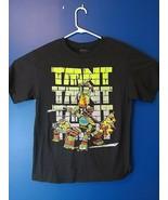 Teenage Mutant Ninja Turtles TMNT Comic Style Cotton Black T Shirt Kids ... - $3.50