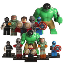 AVENGERS-Collection Compatible with LegoINGly Figures Doll Children Toy ... - $12.00