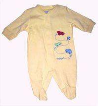Newborn Boys Footed Sleeper by Carters - $12.00