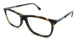 Diesel Rx Eyeglasses Frames DL5199-F 055 53-15-145 Matte Dark Havana Asi... - $50.96