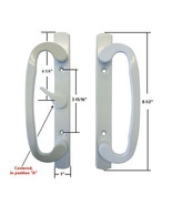 Sliding Glass Patio Door Handle Set, Mortise Type, A-Position, Non-Keyed... - $45.49