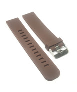 22mm Brown Smart Watch Quick Release Watch Strap Band - $15.99