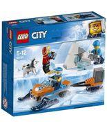 LEGO City Arctic Exploration Team 60191 - $10.95
