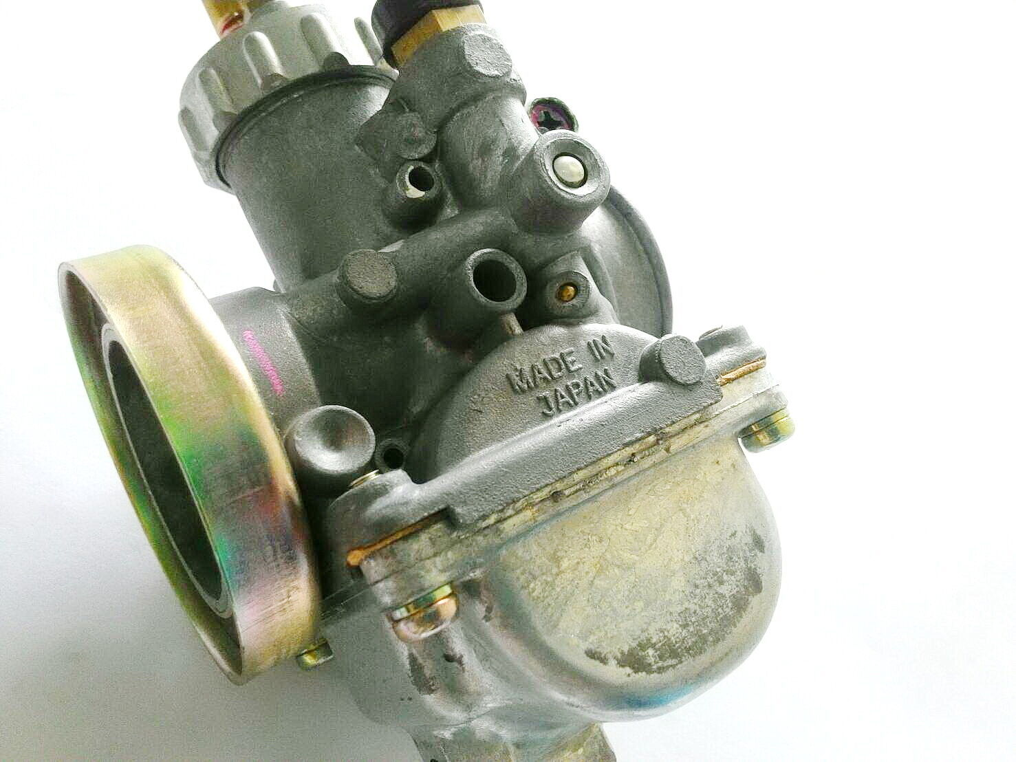 Yamaha 100 1987 YB100 DX100 Carburetor Ass'y Nos 2N3