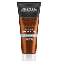 John Frieda Brilliant Brunette Colour Protecting Moisturising Shampoo 250ml - $22.11