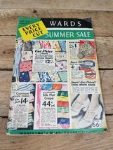 Montgomery Wards Sumer Sale Catalogue Loose Cover - $24.70