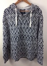 American Eagle Outfitter Pullover Hooded Sweatshirt Mens Large - $20.56