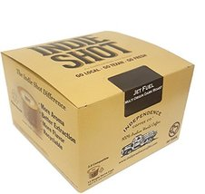 Independence Coffee Co. Jet Fuel Intense and Heavy Body, Dark Roast Coffee Singl - $39.57