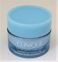 Clinique Turnaround Overnight Revitalizing Moisturizer  - .5 oz/15 ml - $10.98