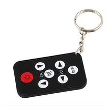 Infrared IR TV Set Remote Control Key Ring AE7