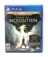 Sony Game Dragon age: inquisition - $16.99