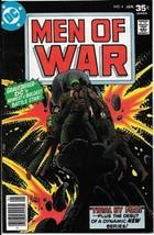 Men of War Comic Book #4 DC Comics 1978 FINE+ - $7.14