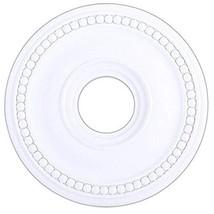 Livex Lighting 82073-03 Wingate Ceiling Medallion, White - $124.06