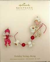 2007 New in Box - Hallmark Keepsake Christmas Ornament - Holiday String-... - $7.91