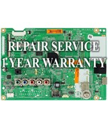 Mail-in Repair Service for LG 50PN4500 Main Board 1 YEAR WARRANTY - $95.00