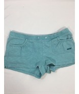 Aeropostale Women Sleeping Wear Shorts Turquoise  Above Knee Regular Fit... - $14.95