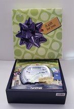 BROTHER P-TOUCH ELECTRONIC LABELER IN A GIFT BOX! - €12,70 EUR