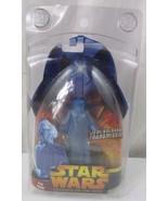 star wars revenge of the sith jedi hologram transmission plo koon figure - $8.90