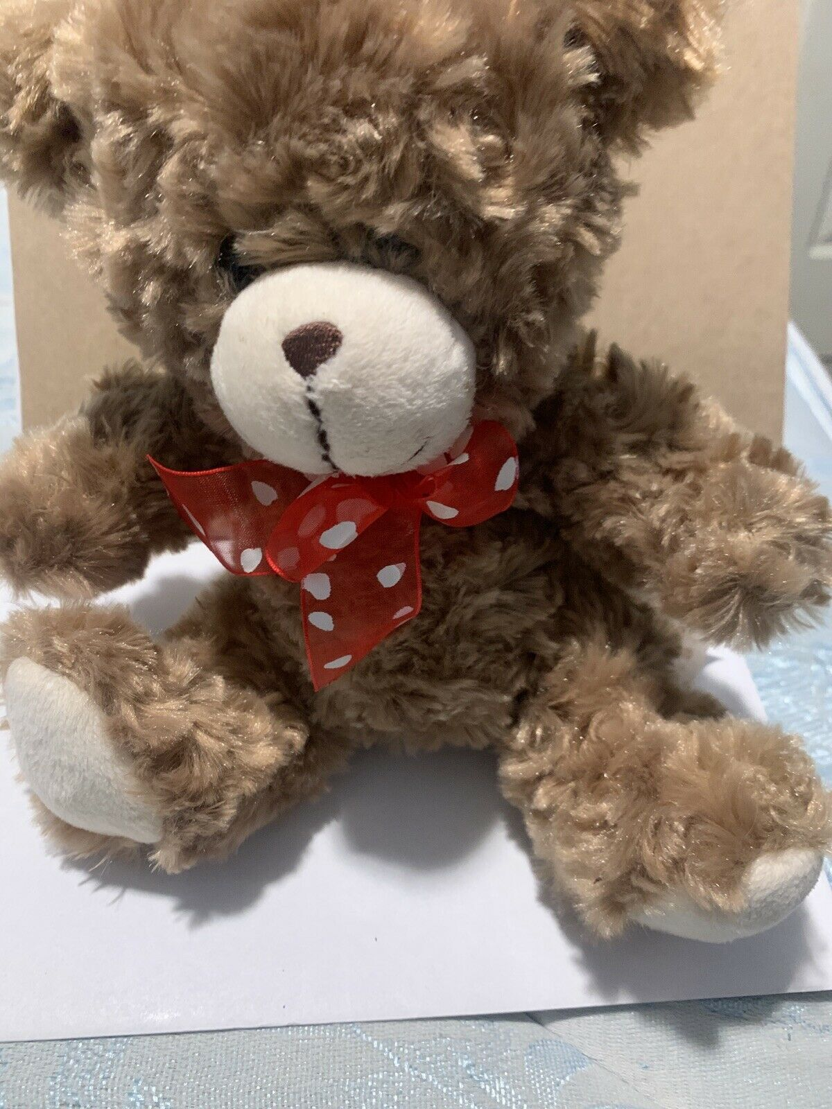dan dee collectors choice teddy bear - $6.93