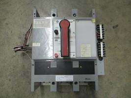 GE PowerBreak TPMM5612 1200A 3p 600V MO Fixed Mount Breaker w/ Shunt Used E-ok - $2,700.00