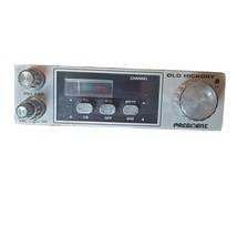 President Electronics Hickory CB Radio, 40 Channels - $59.50