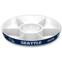 "Fremont Die Seahawks Party Platter, Seattle Seahawks, 14.5"" Diameter - £21.58 GBP"