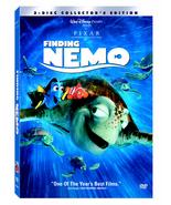 Finding Nemo DVD  2003  2-Disc Set Collector's Edition Disney  - $12.49