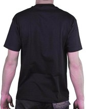 Famous Stars & Straps Mens Black Last Call Neon Sign BOH T-Shirt NWT image 2