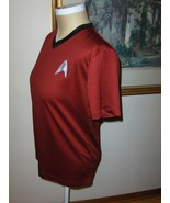 Kellogg's Star Trek Red T-Shirt Unisex Size Large  2009  - $29.99